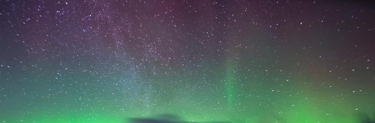 Хёбн, Исландия