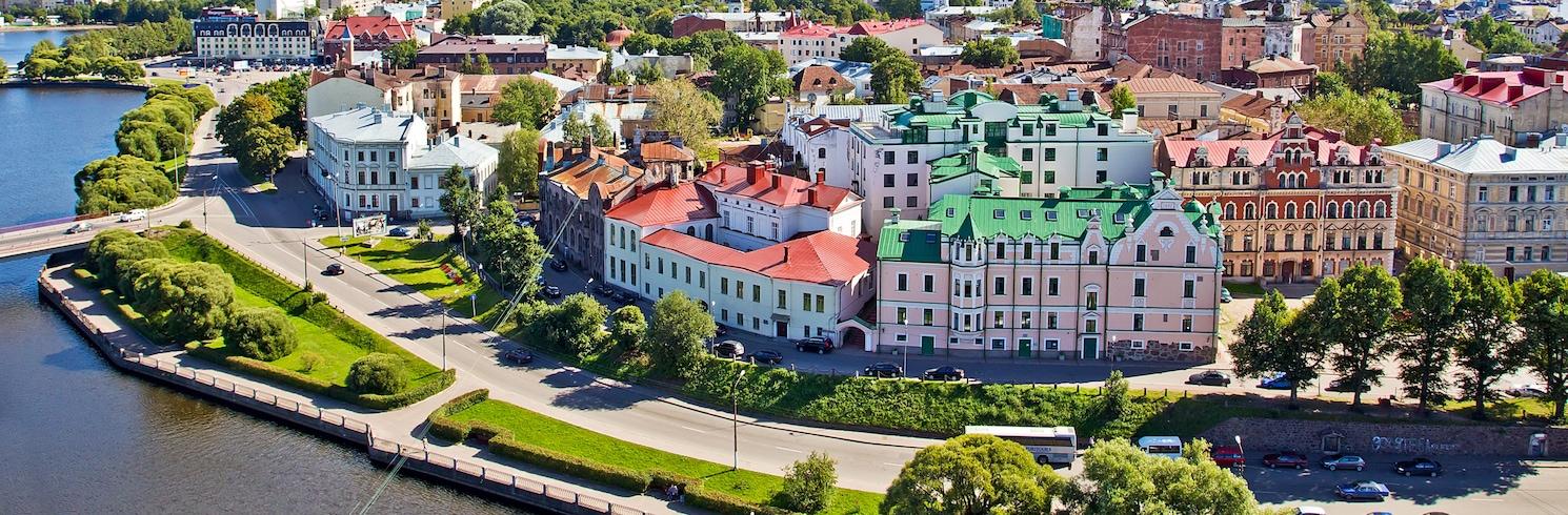 Vyborg, Rusland