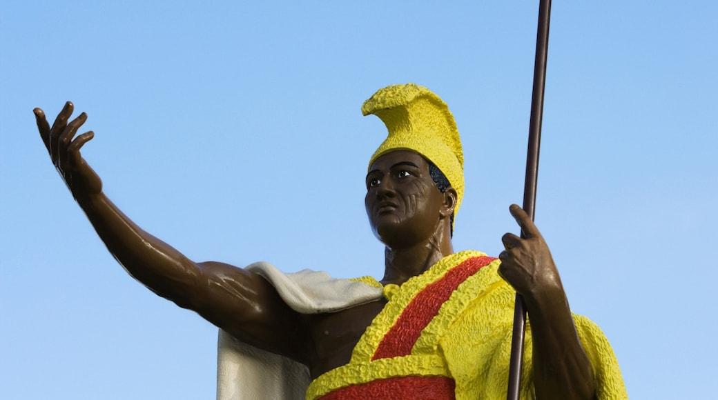 Kamehameha 國王雕像