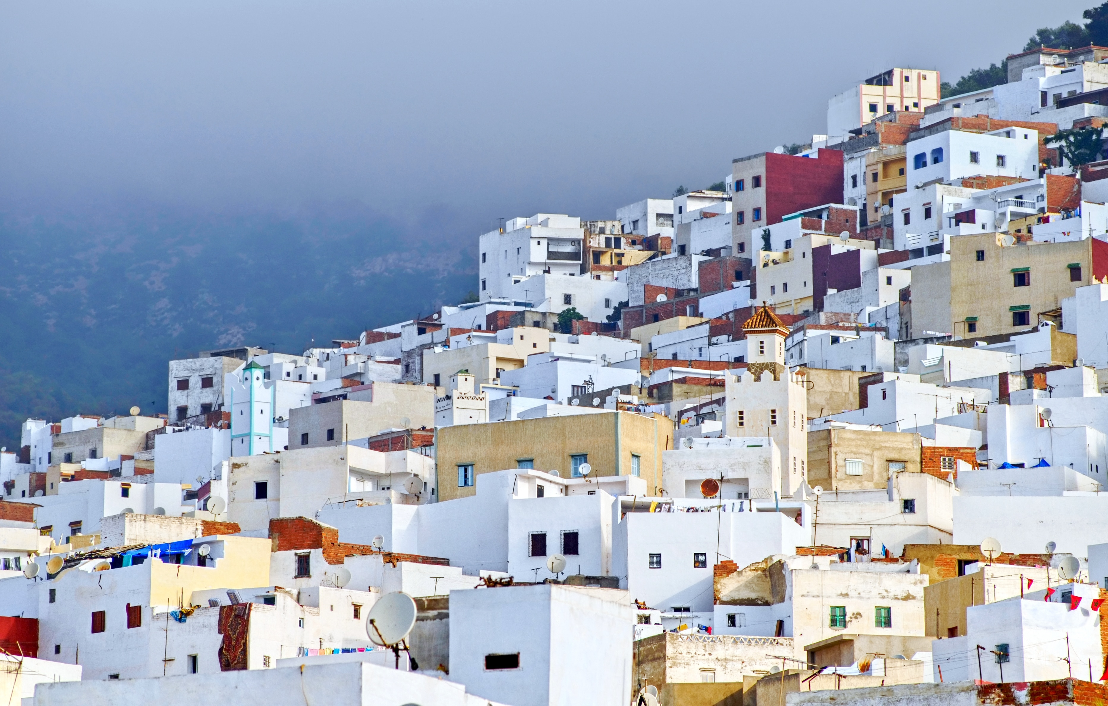Tétouan, Tanger-Tétouan-Al Hoceïma, Marokko