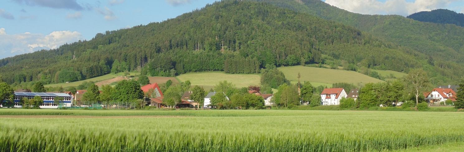 Gutach (Schwarzwaldbahn), Alemania