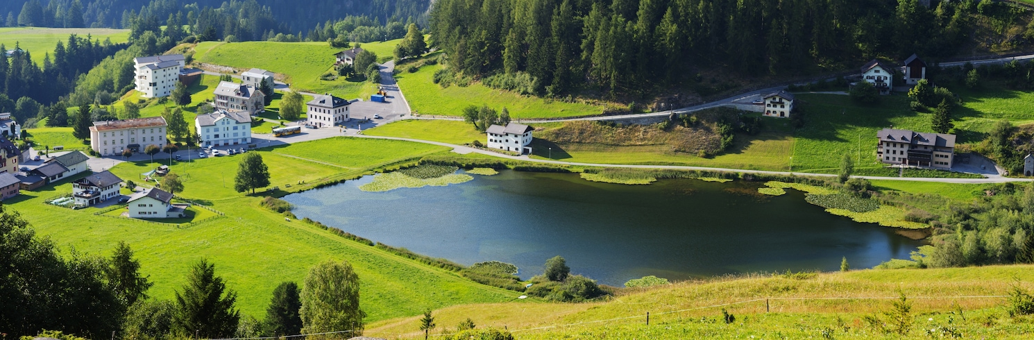 Lower Engadin, Switzerland