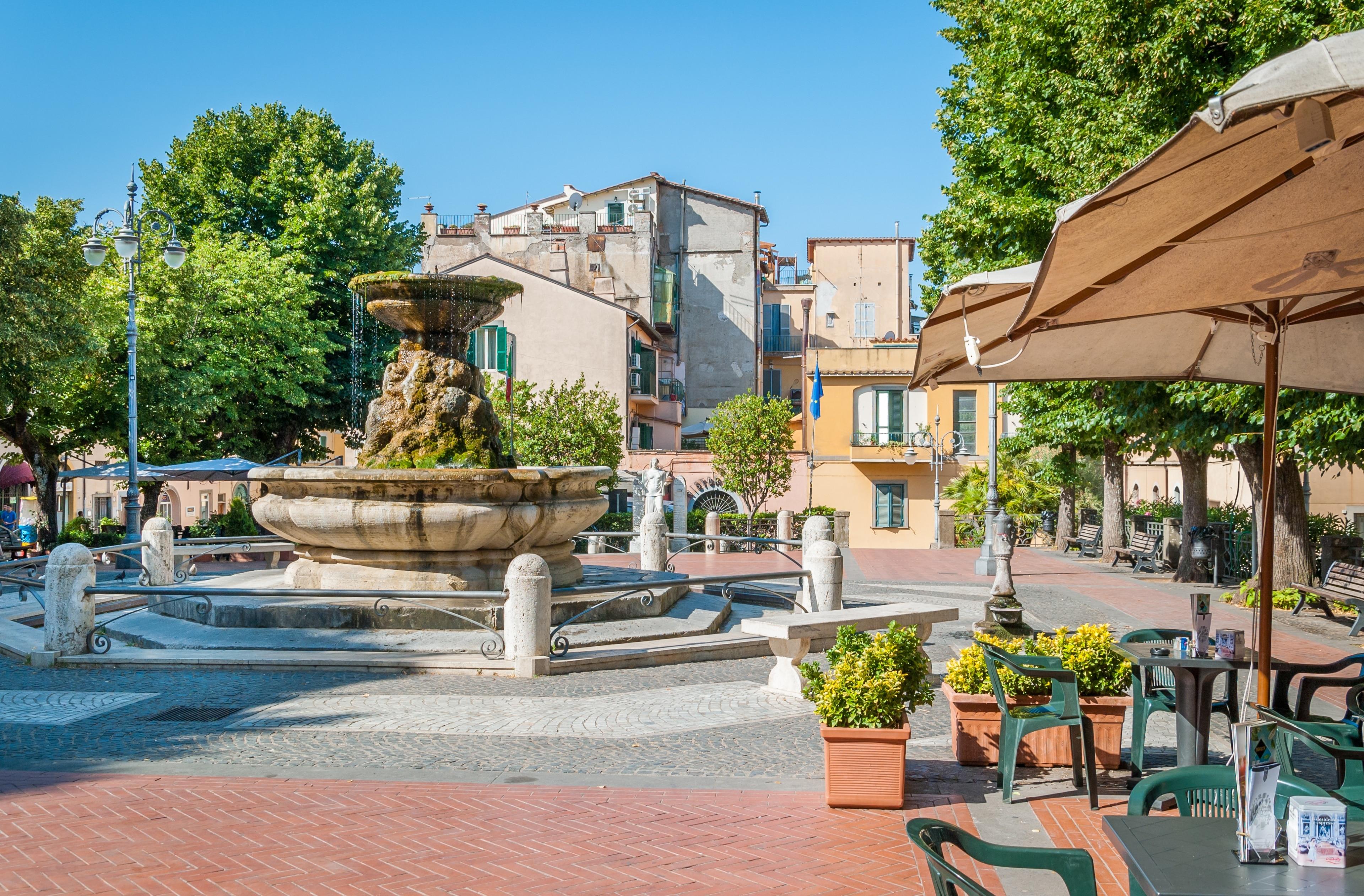 Grottaferrata, Lazio, Italy