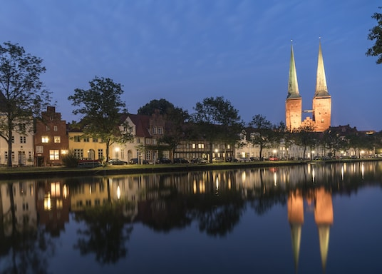 Bay of Luebeck, Germany