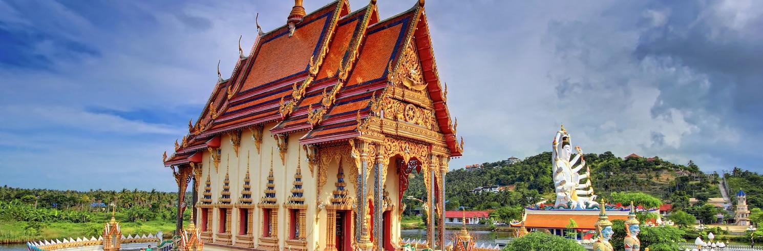 Bophut, Thajsko