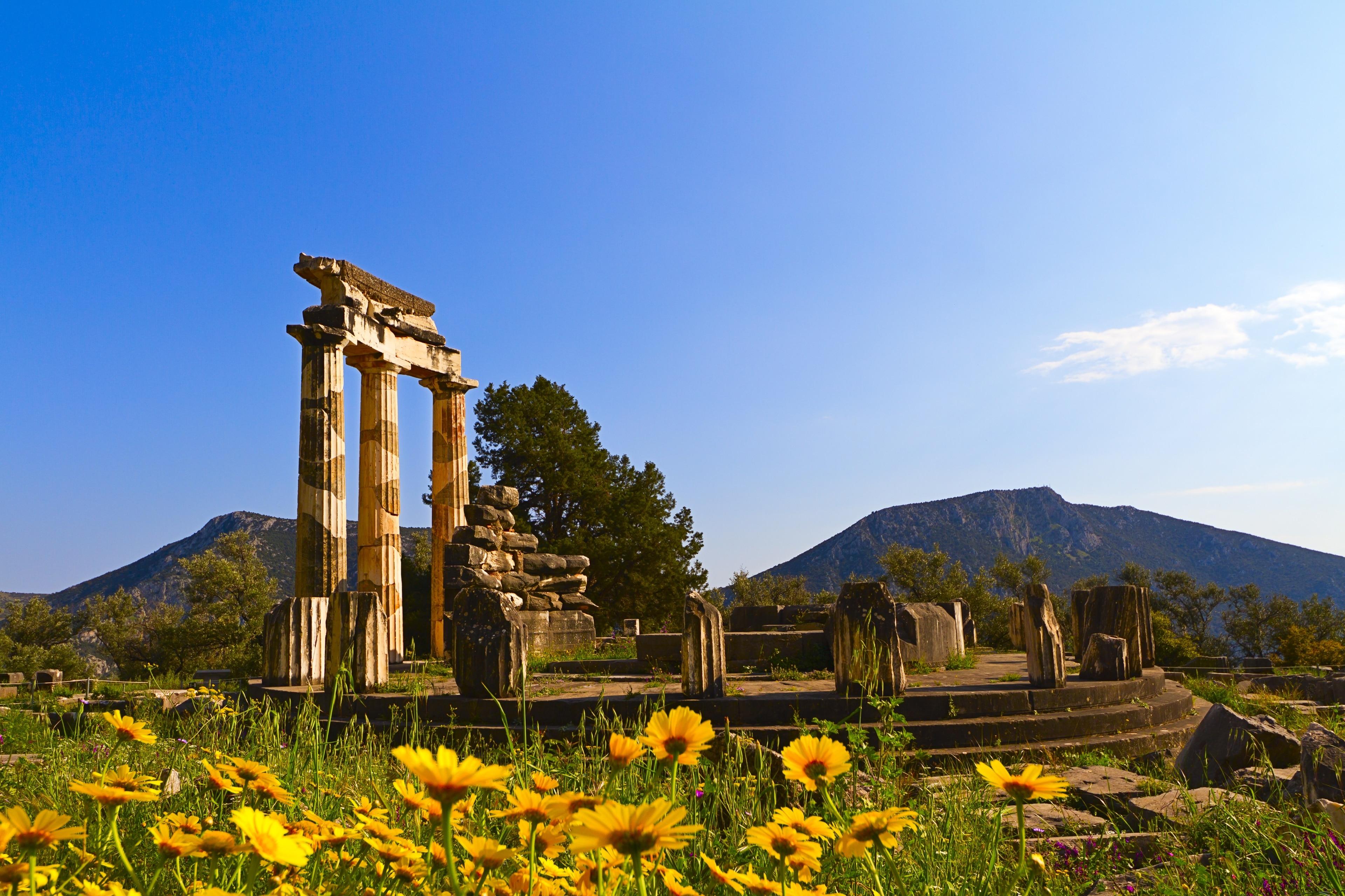 Delphi, Centraal Griekenland, Griekenland