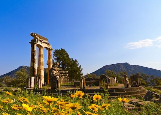 Центральна Греція, Греція