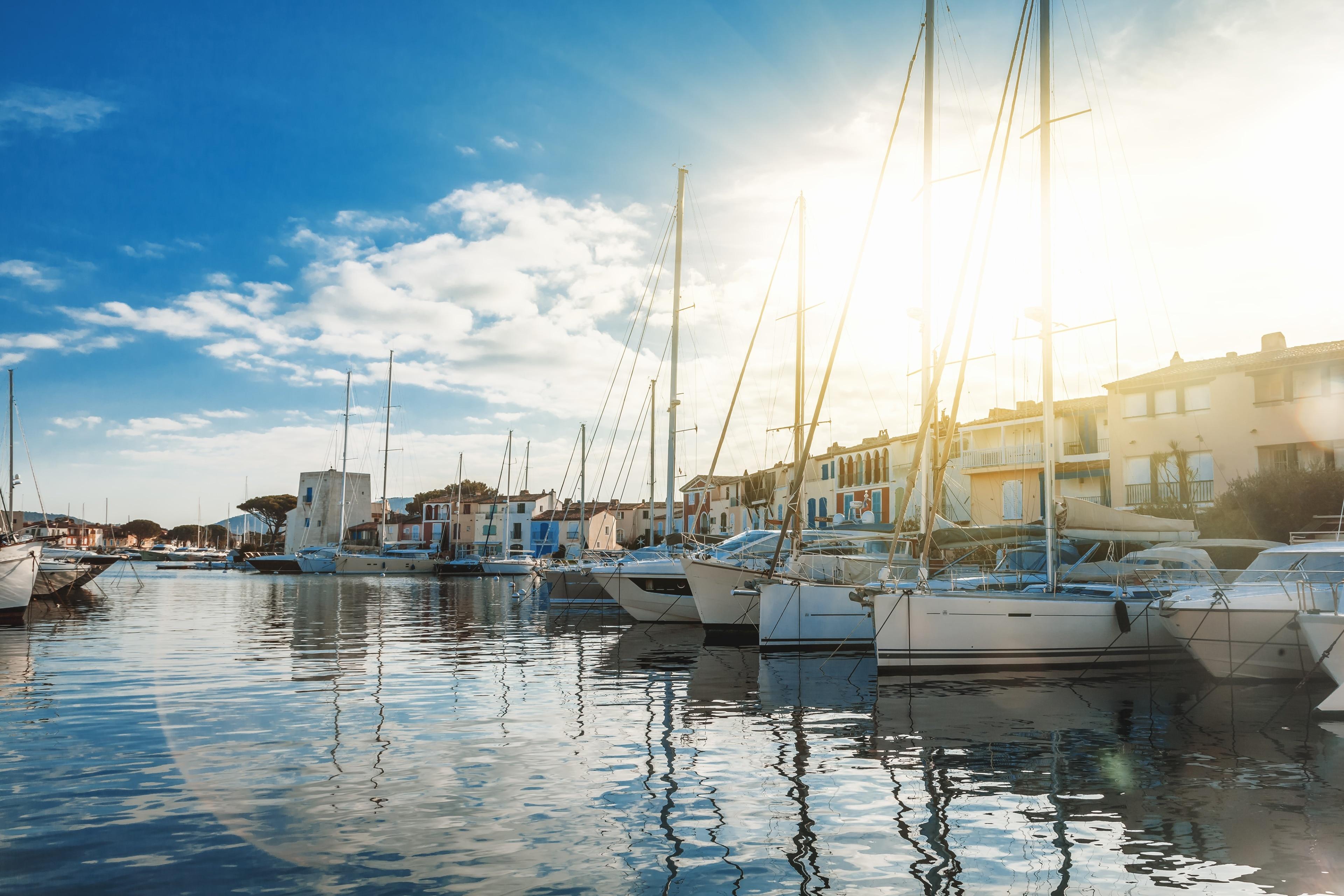 Port Grimaud, Grimaud, Var, France