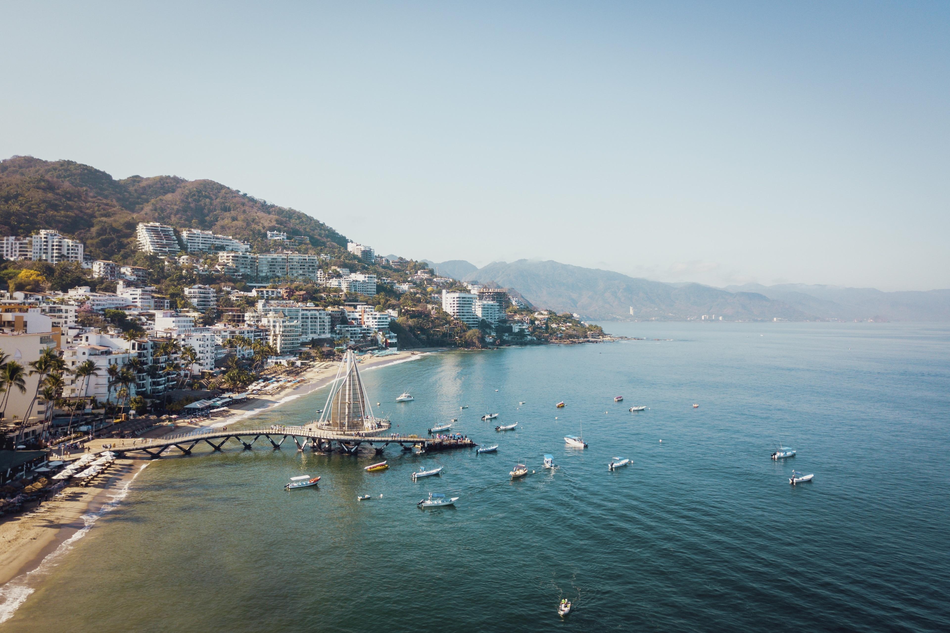 Romantic Zone, Puerto Vallarta, Jalisco, Mexico