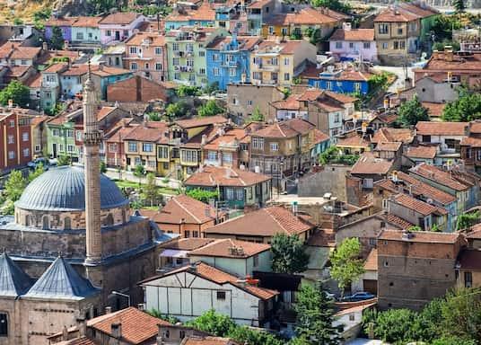 Afyon (provincija), Turkija
