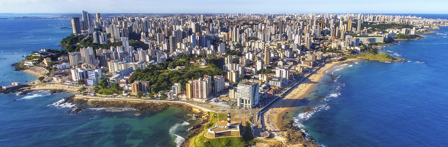 Konseisānadabarra, Brazīlija