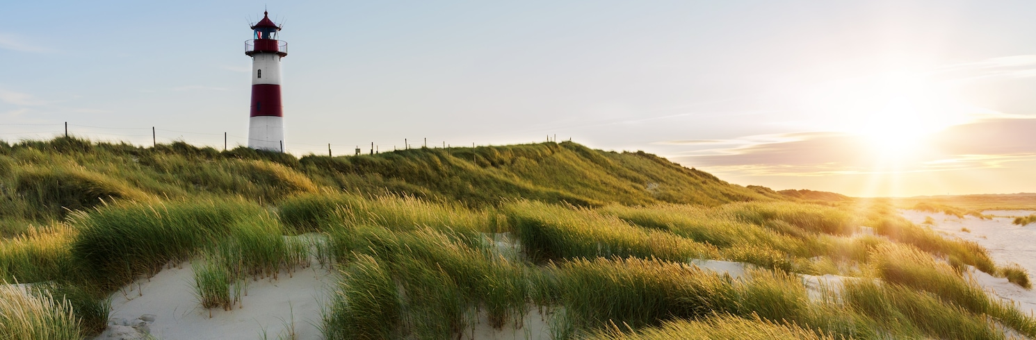 East Frisian Islands, Germany