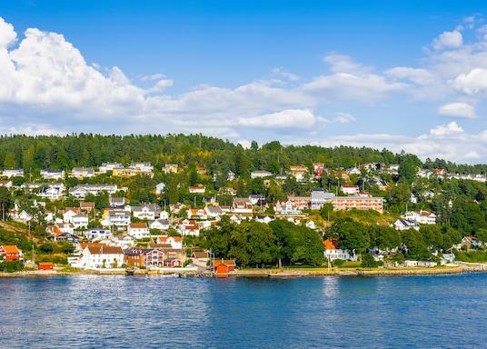 Nesoddtangen, Norvegija