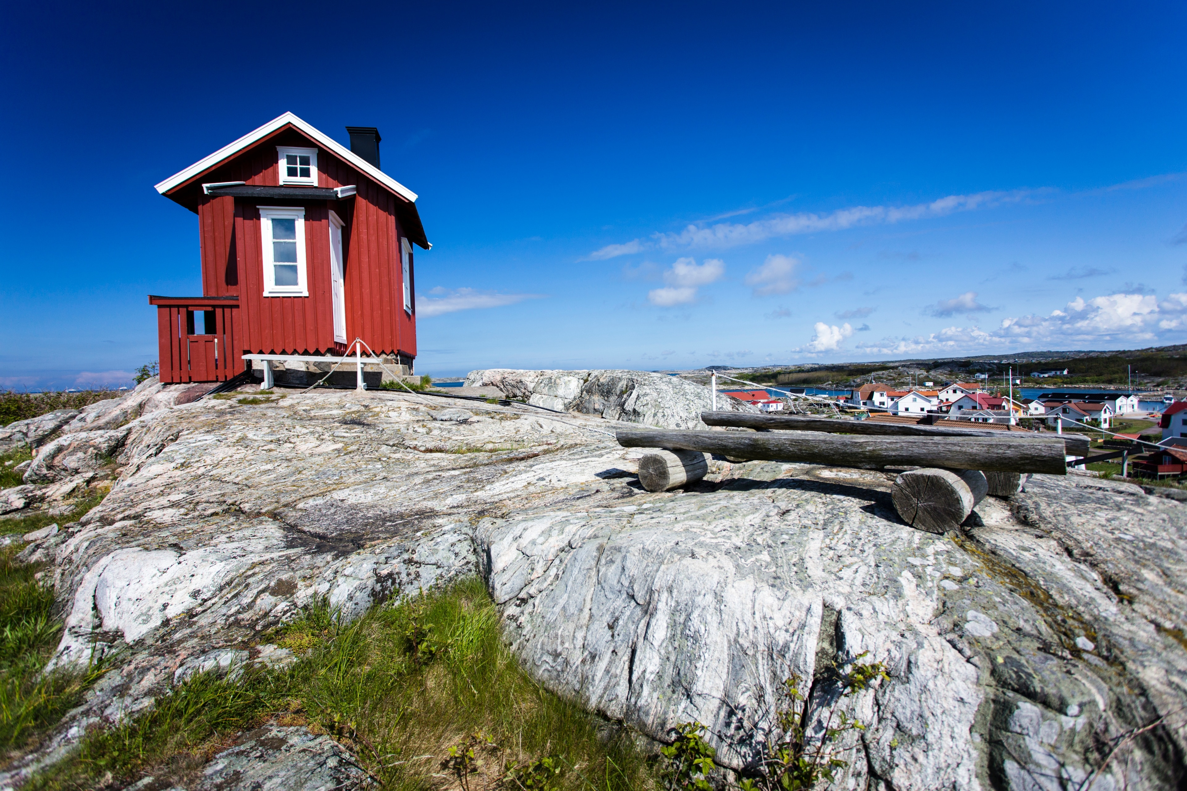 Archipelago of Gothenburg, Vastra Gotaland County, Sweden