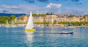 Старый город Женевы