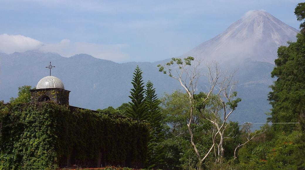 Parque Nacional Nevado de Colima