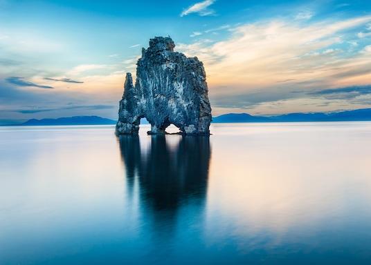 達爾維克, 冰島