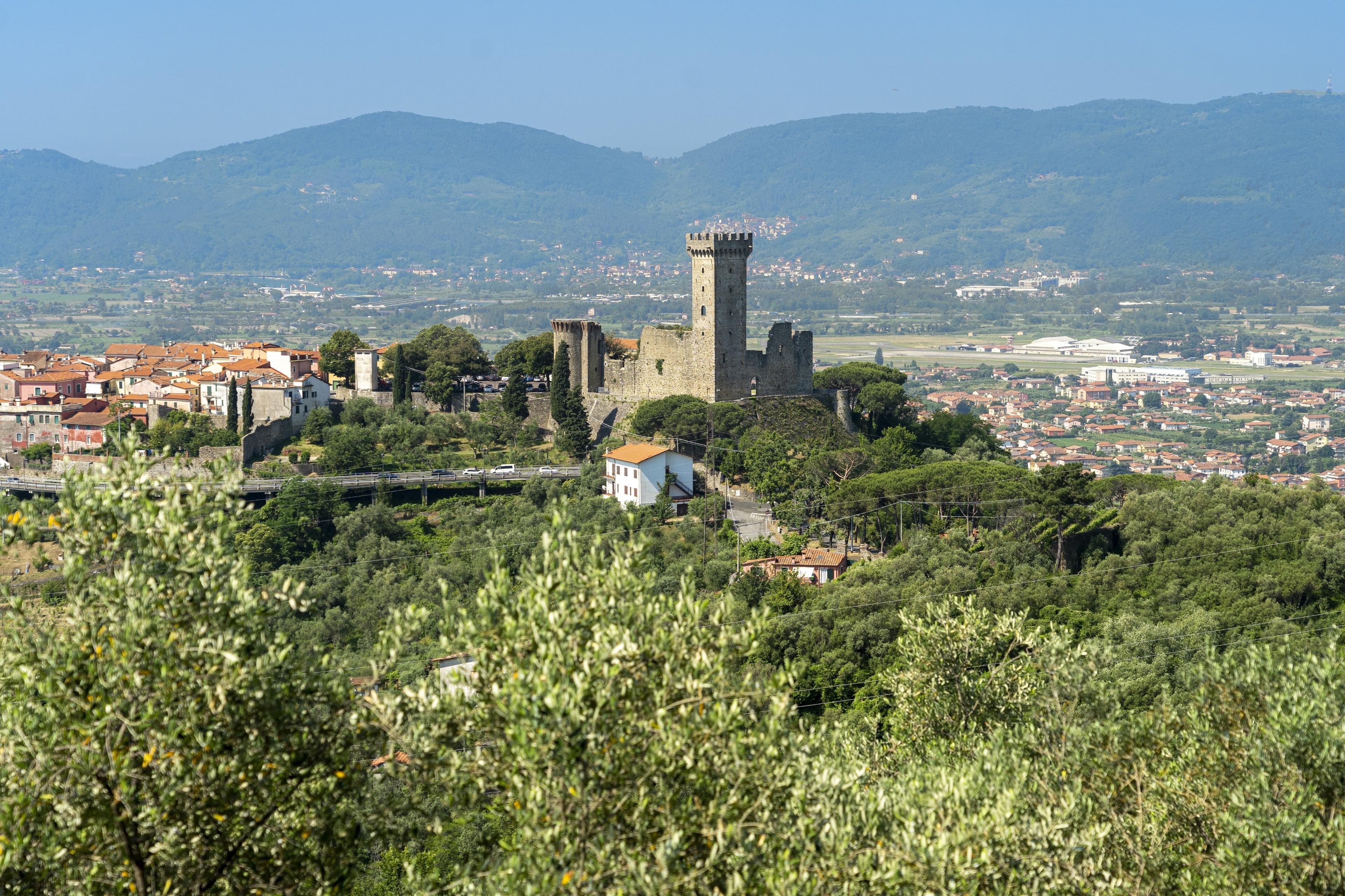 Castelnuovo Magra, Liguria, Italia