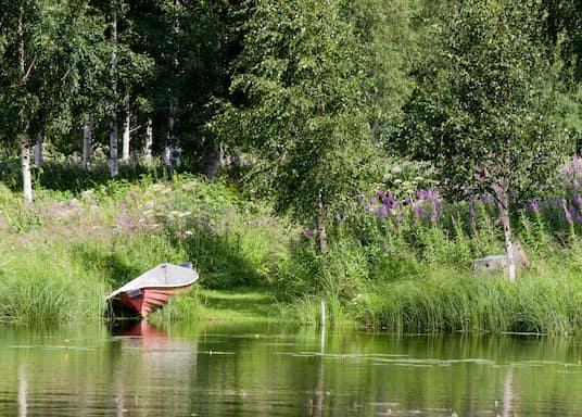 Вуокатті, Фінляндія
