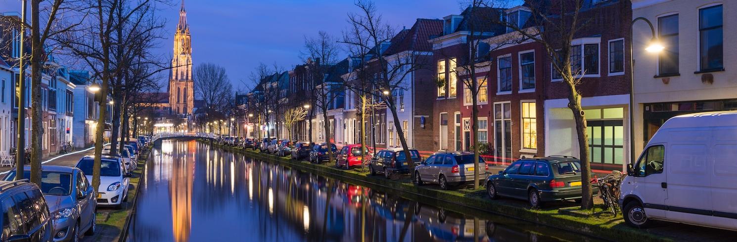 戴夫特, 荷蘭