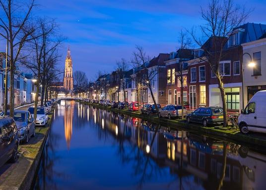 Delfta, Nīderlande