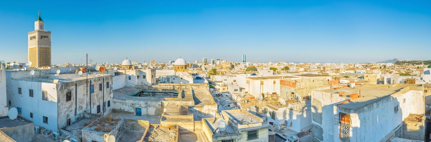 Tunisas, Túnis