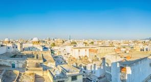 Tunisijas Medīna