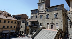Stari grad Cortona