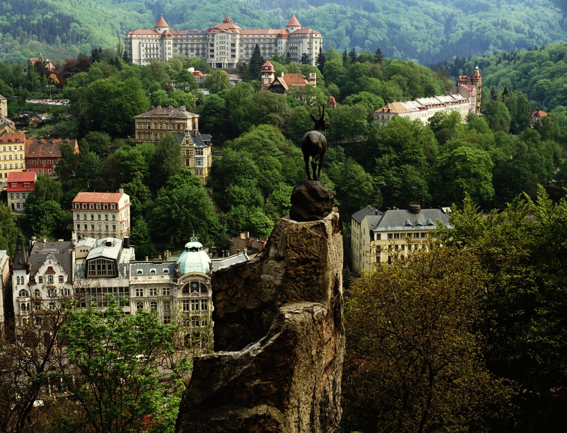 District de Karlovy Vary, Karlovy Vary (région), République tchèque