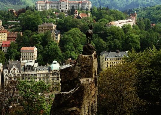 Karlovy Vary, République tchèque