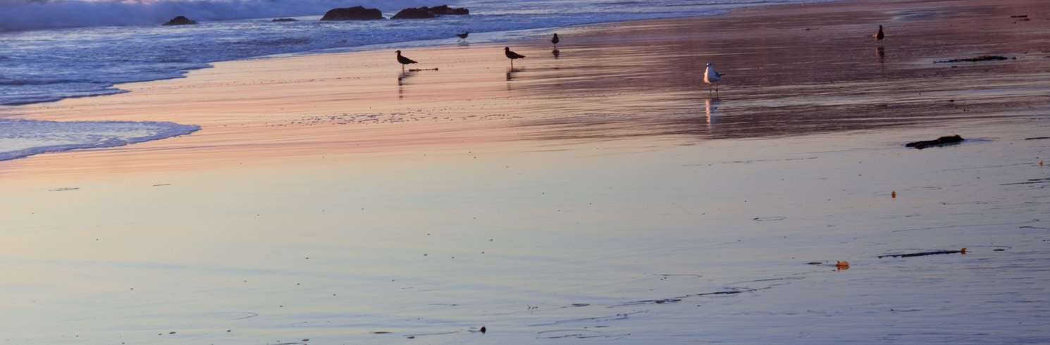 Newport Beach, Kalifornie, USA