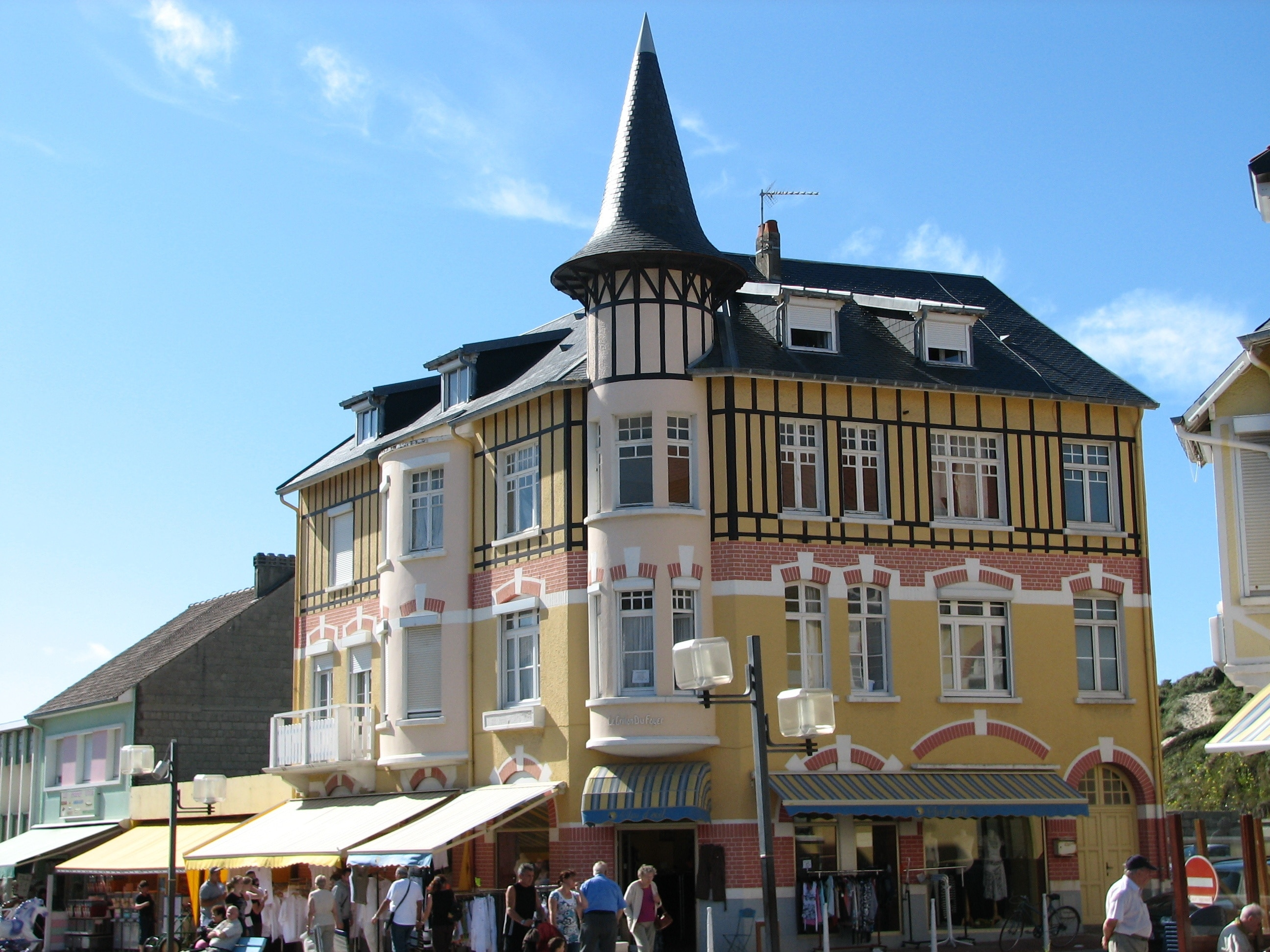 Quend, Somme, France