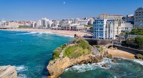 Pusat Bandar Biarritz