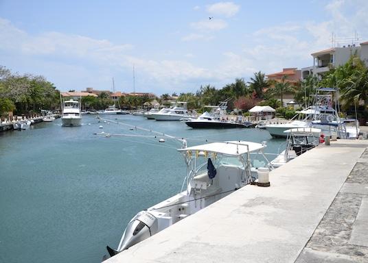 Puerto Aventuras, Mexique