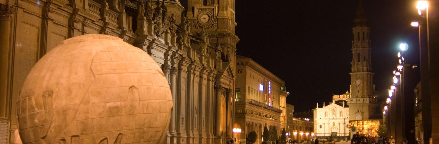 Zaragoza, Španělsko