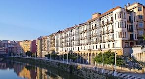 Oude stad van Bilbao