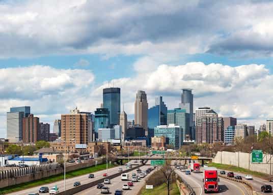 Minneapolis - St. Paul (and vicinity), Minnesota, United States of America