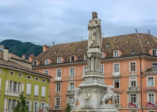 Südtiroler Weinstraße, Überetsch-Unterland - Oltradige-Bassa Atesina, Italien