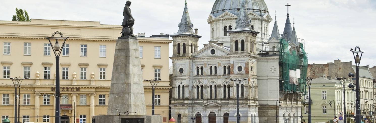 Lodz, Polandia