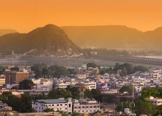 Vijayawada, Hindistan