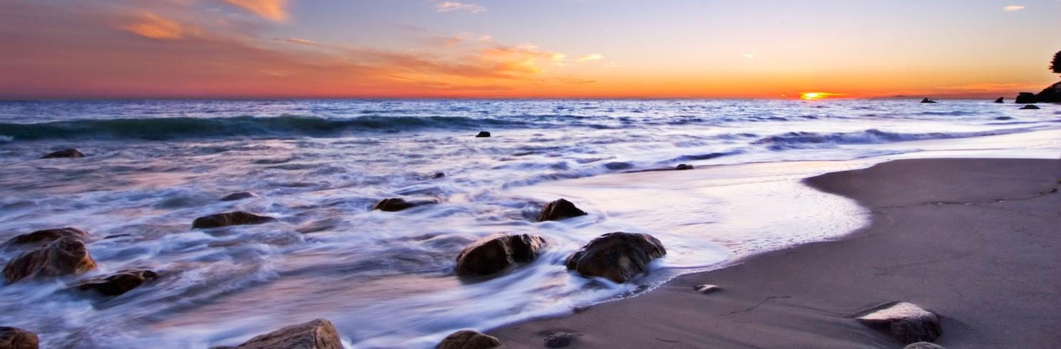 Malibu, Kalifornie, USA