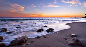 Пляж Malibu Lagoon State Beach