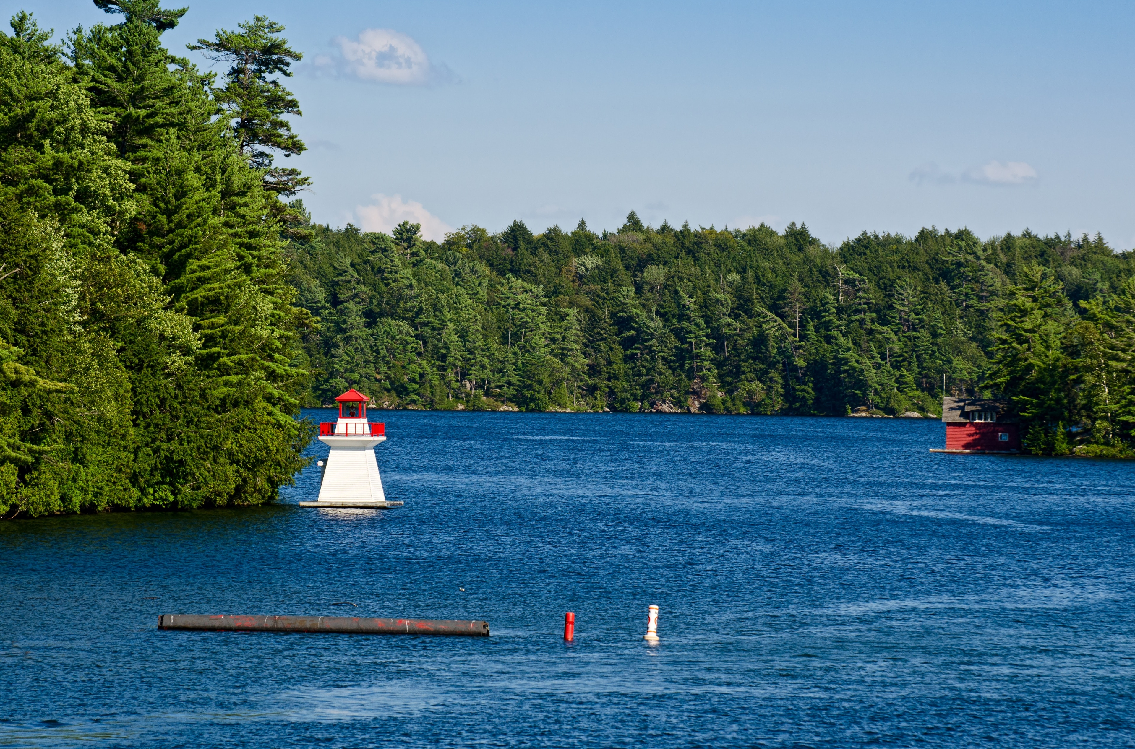 Lake Rosseau, Muskoka Lakes, Ontario, Canada