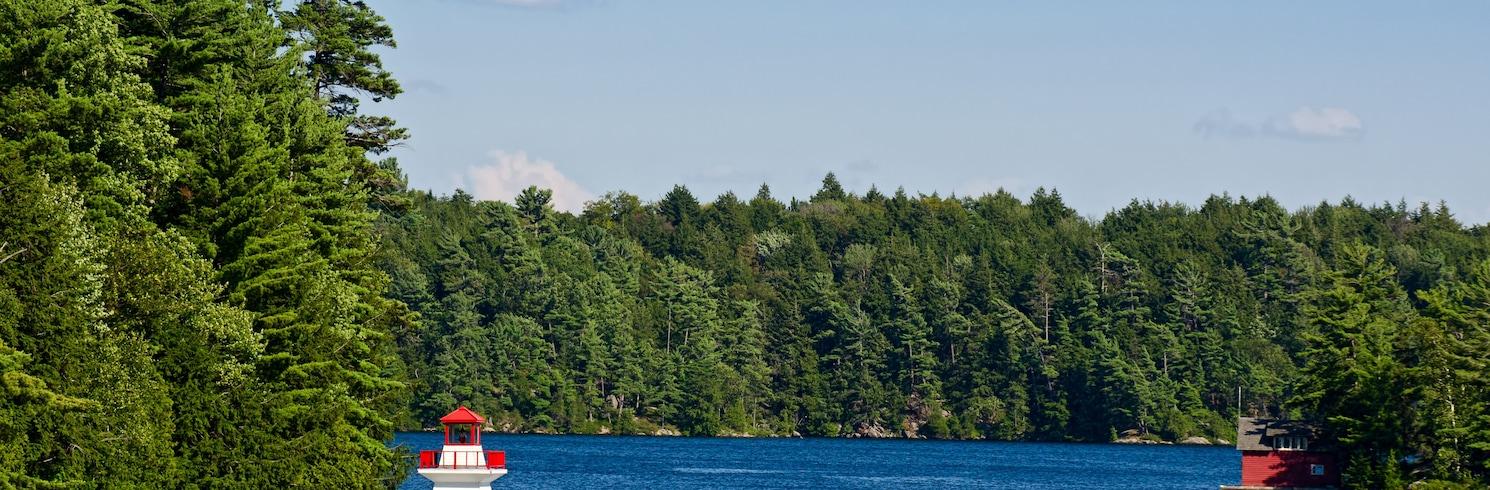Muskoka Lakes, Ontario, Kanada