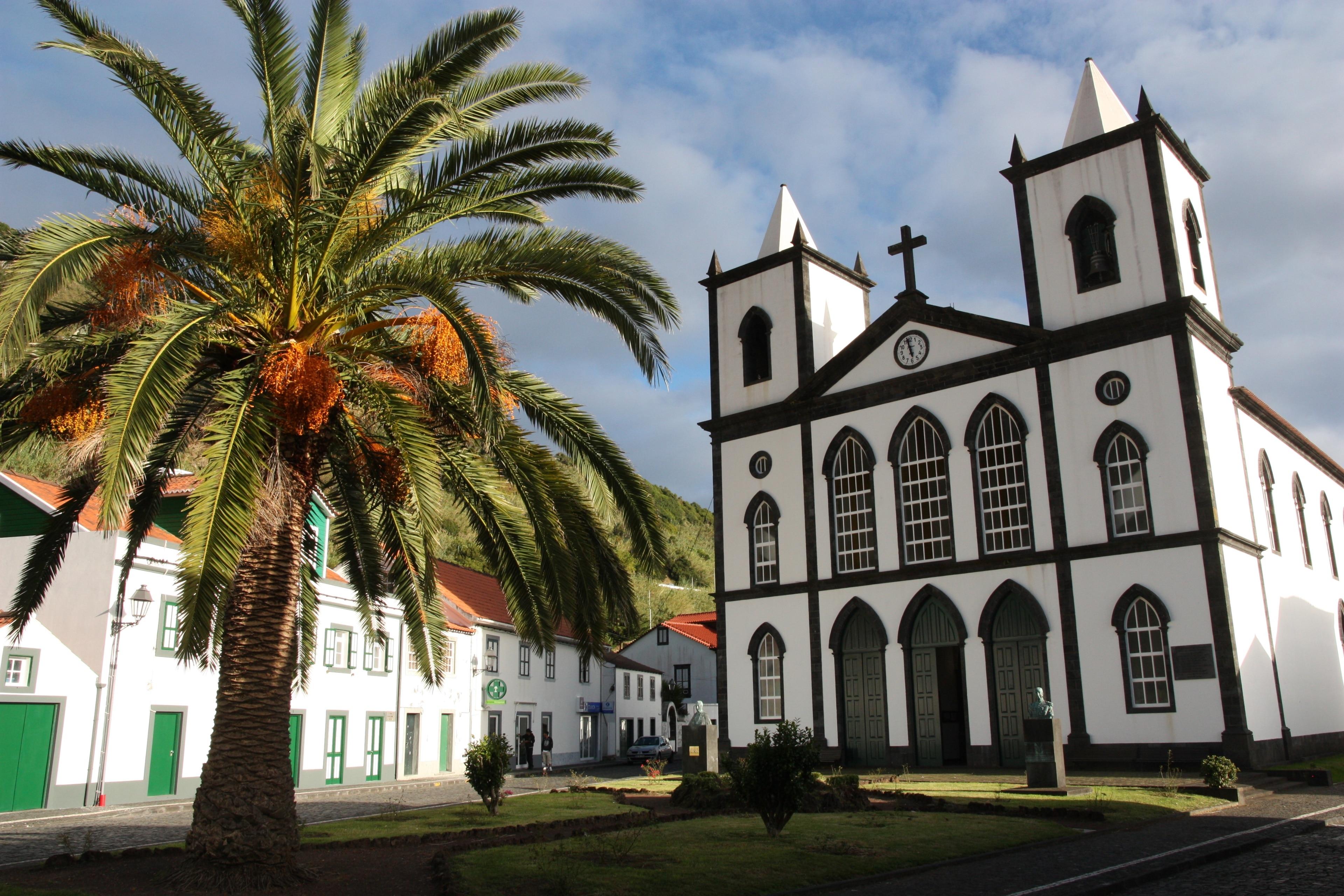Horta, Azoren, Portugal