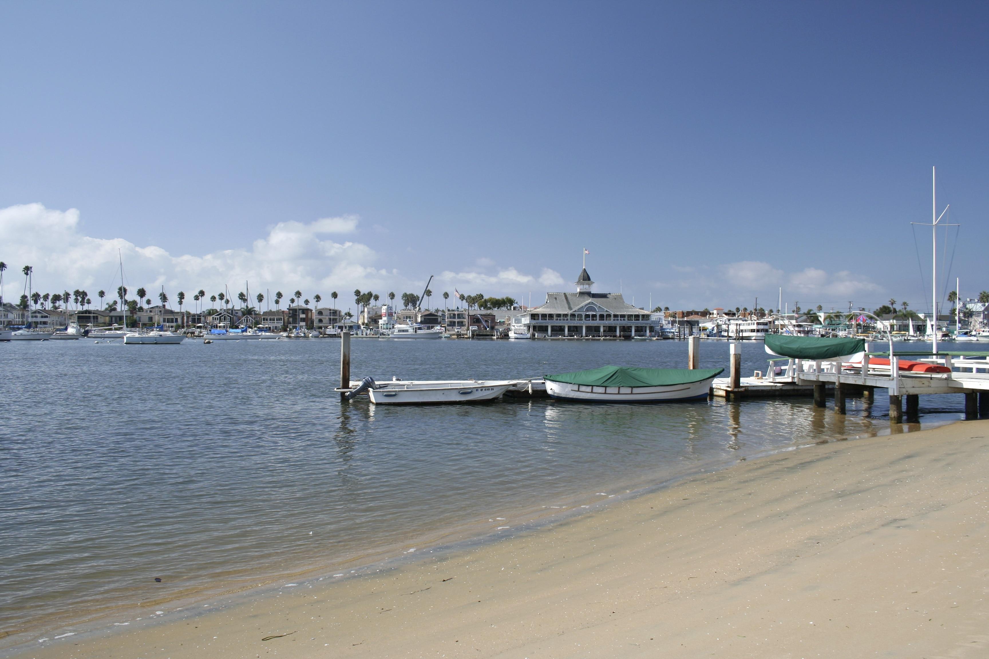 Balboa Beach, Newport Beach, California, United States of America
