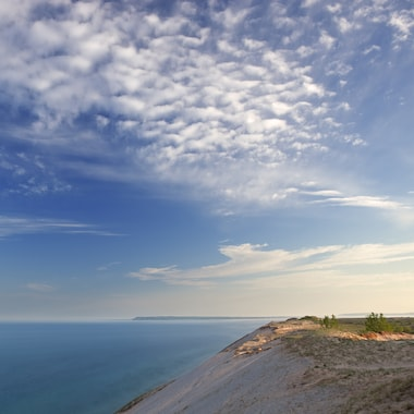 Sleeping Bear Dunes Park Visitor Center