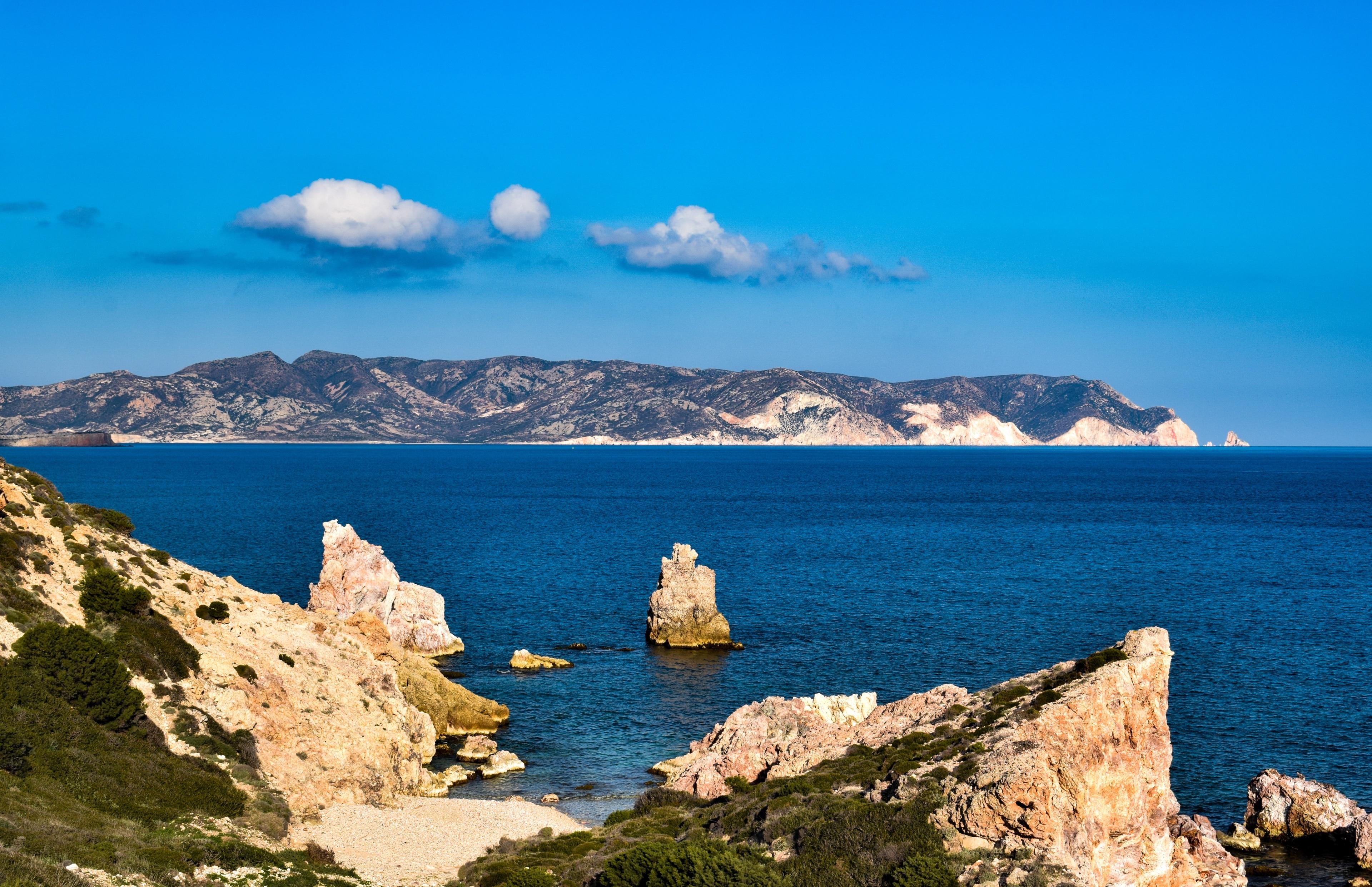 Milos, South Aegean, Greece