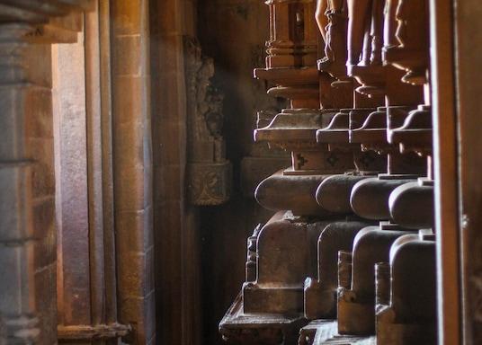 Κατζουράχο, Ινδία