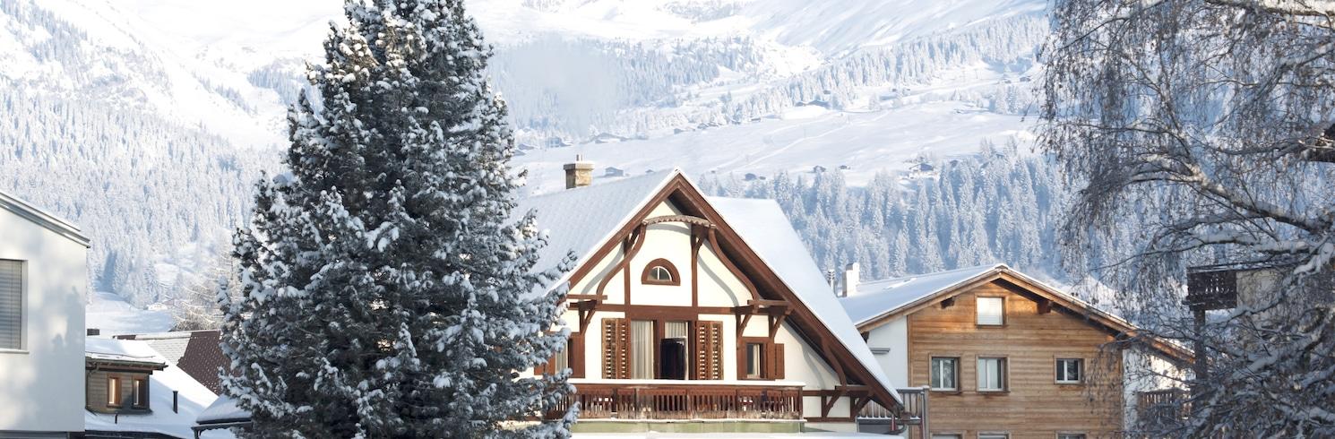 弗利姆斯, 瑞士